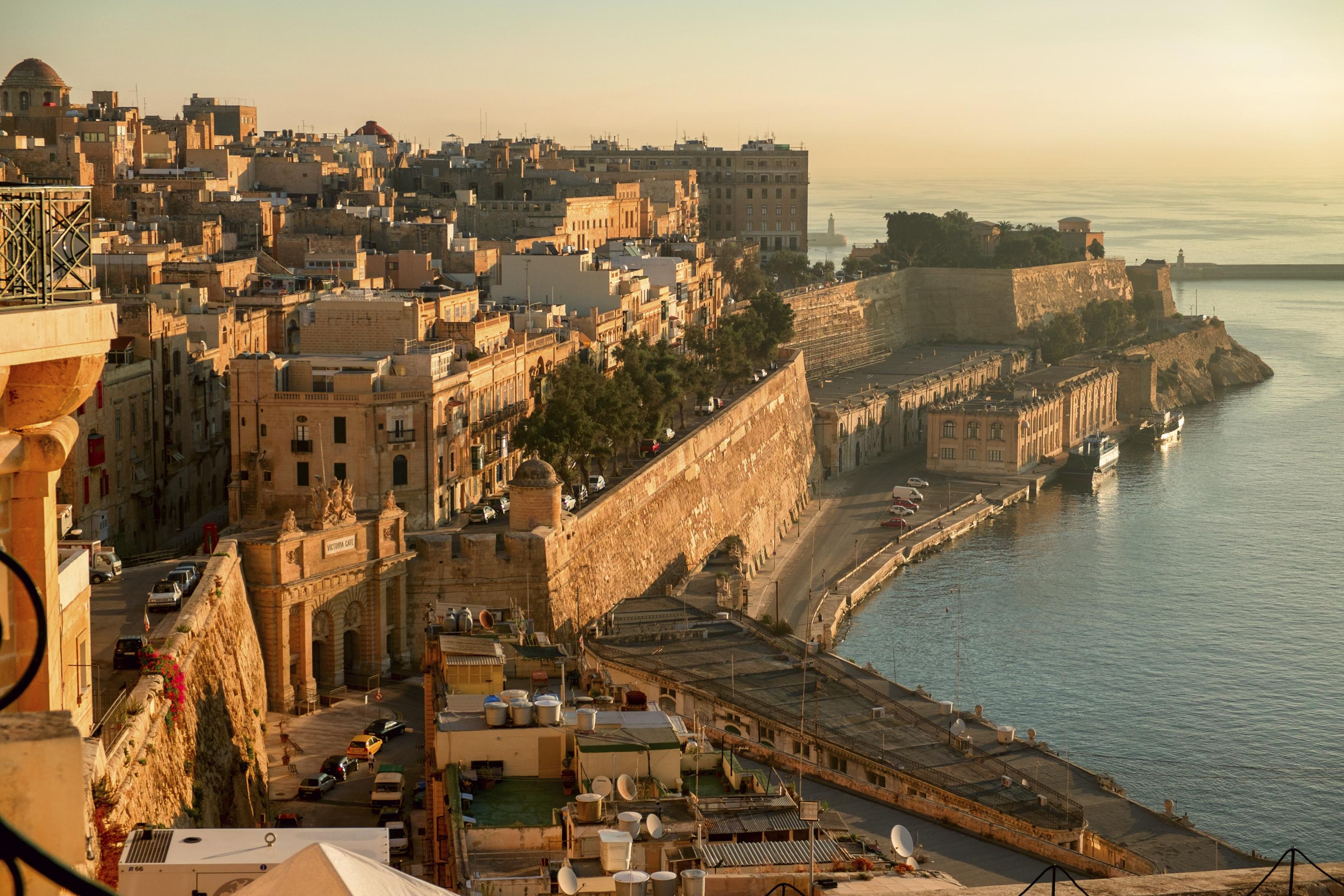 Malta Flights To Melilla